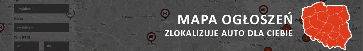 mapa ogłoszeń