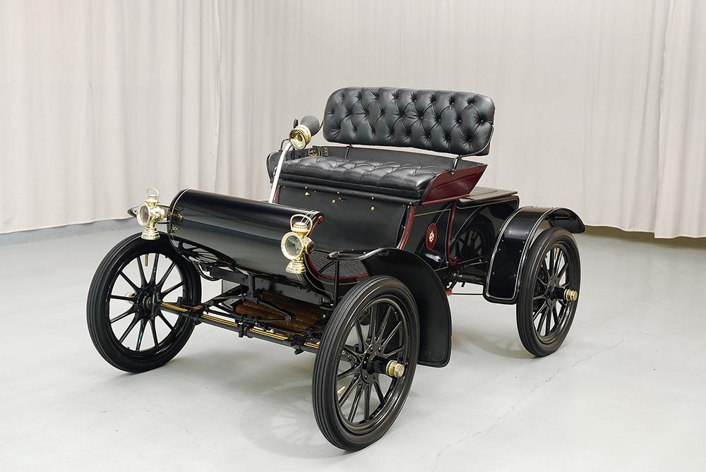 Pierwszy samochód produkowany taśmowo I nie był to Ford!